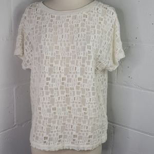 Vince knitted top